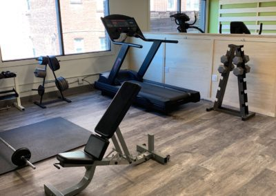 ApartHotel Fitness Room
