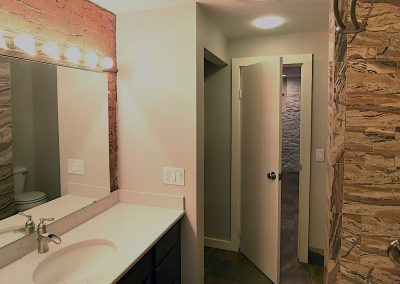 Bathroom - Corn Hill Residence